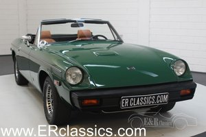 Jensen Healey Cabriolet MKII 1976 Oakland Green For Sale
