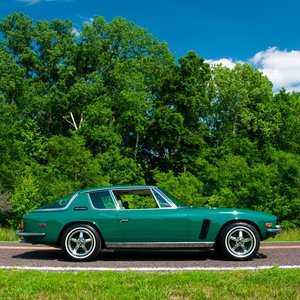 1974 Jensen Interceptor Mk III = LHD Rare 1 of 843  $43.96k For Sale