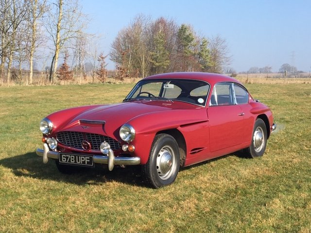 1961 Jensen 541S - Very low mileage 1 of 20 Manual/Overdrive For Sale (picture 1 of 12)