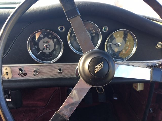 1961 Jensen 541S - Very low mileage 1 of 20 Manual/Overdrive For Sale (picture 9 of 12)