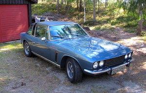 Jensen Coupe 1976 - One of the last Jensen produce