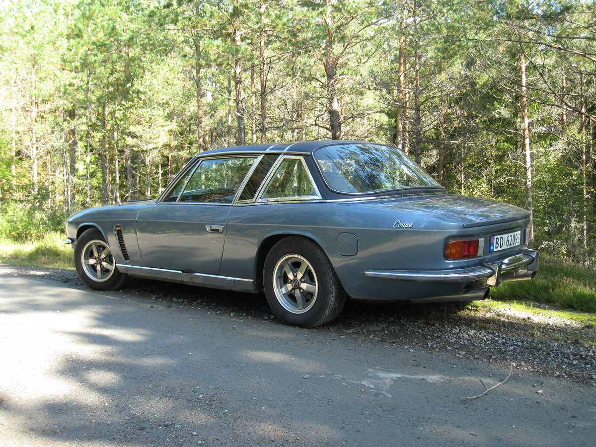 Jensen Coupe 1976 - One of the last Jensen produce For Sale (picture 4 of 6)
