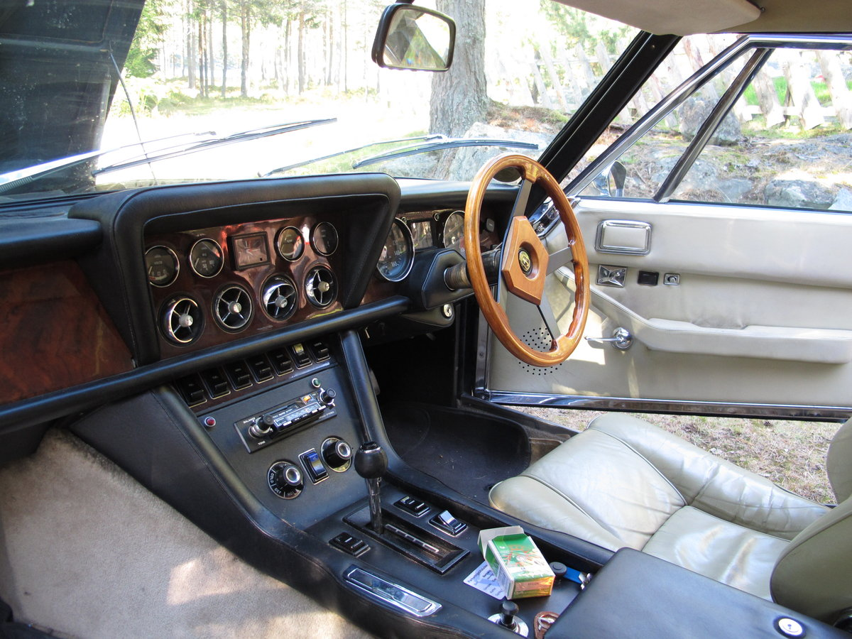 Jensen Coupe 1976 - One of the last Jensen produce For Sale (picture 5 of 6)