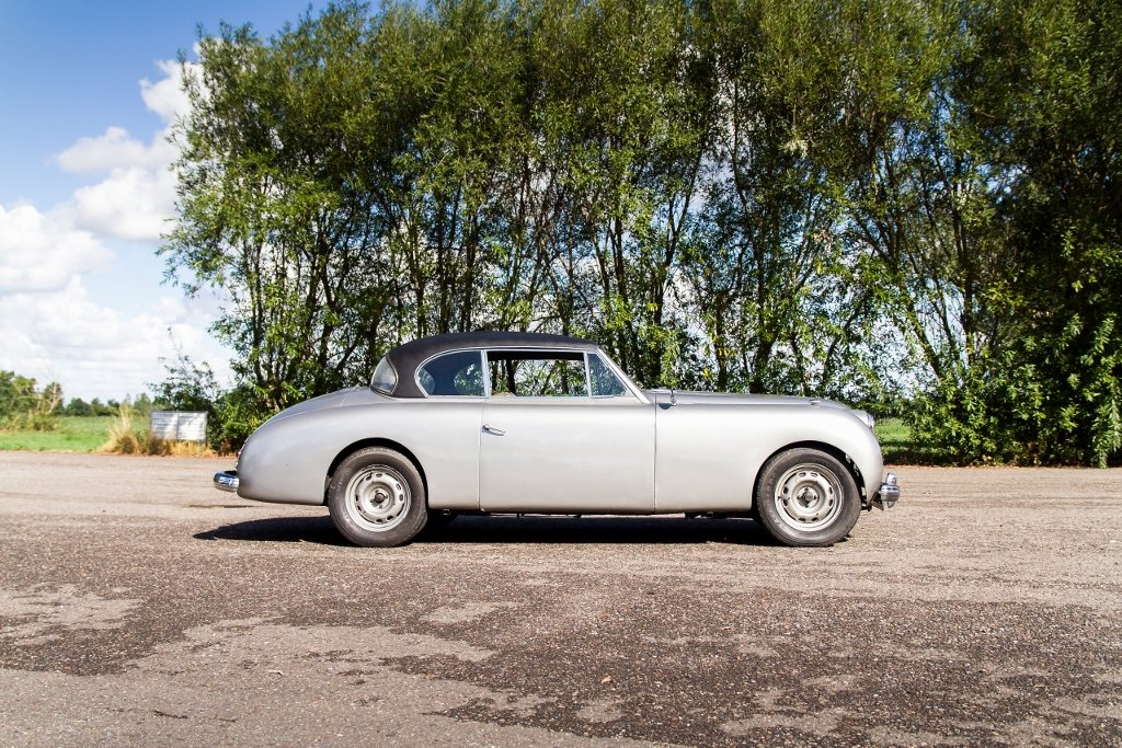Jensen 'Early' Interceptor 1954 For Sale (picture 2 of 6)