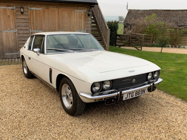 1974 Jensen Interceptor MkIII For Sale by Auction (picture 1 of 1)
