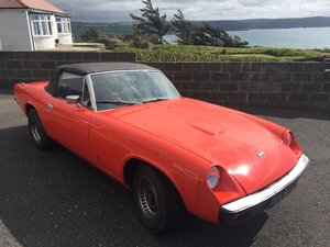 1973 Recently restored Jensen Healey Mk1 SOLD