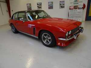 1974  Jensen Interceptor Mark III Series 4 Sports Saloon