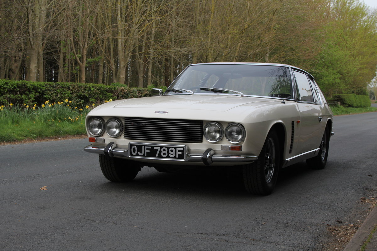 1968 Jensen Interceptor MKI - Very original  For Sale (picture 3 of 12)