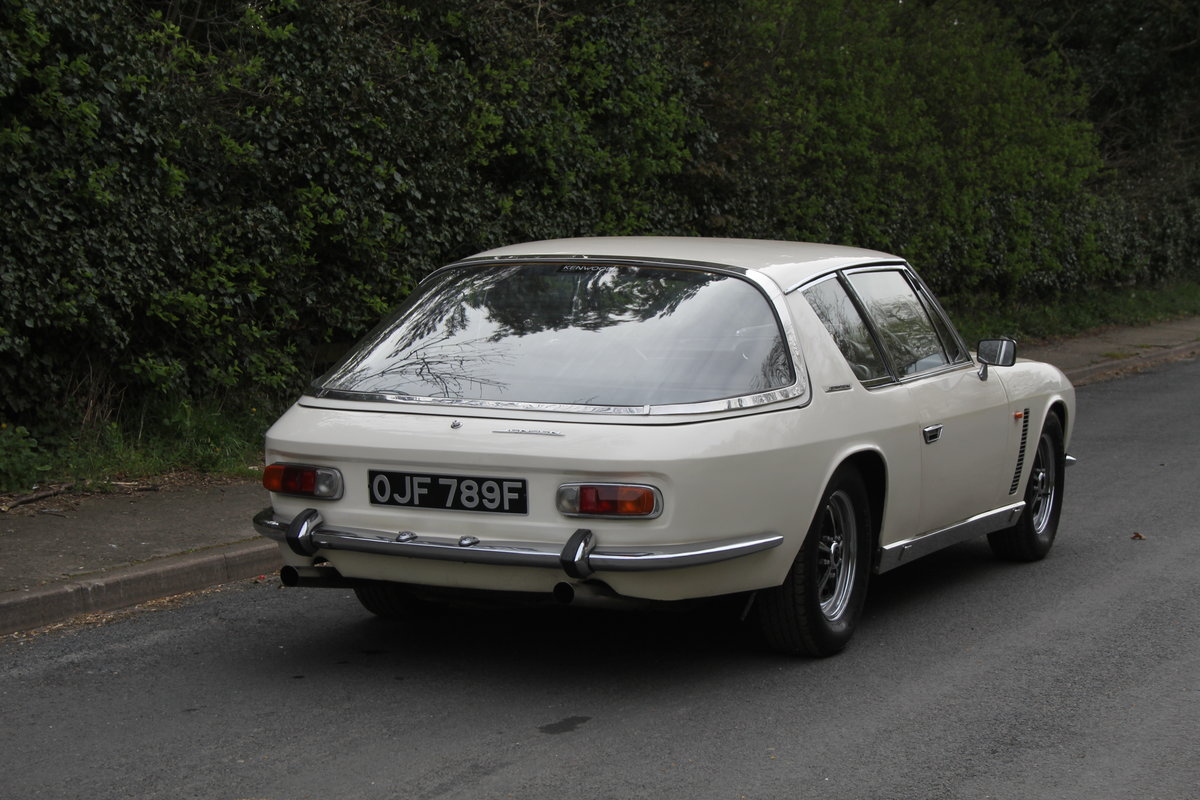 1968 Jensen Interceptor MKI - Very original  For Sale (picture 5 of 12)