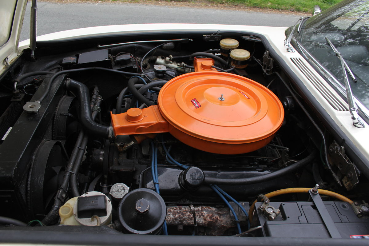 1968 Jensen Interceptor MKI - Very original  For Sale (picture 11 of 12)