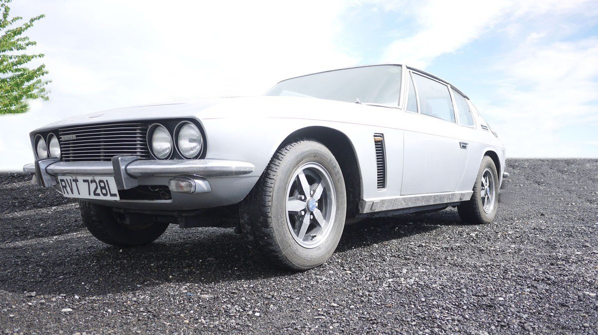 1972 Jensen Interceptor III For Sale by Auction (picture 1 of 3)