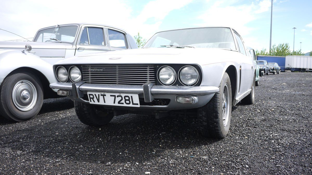 1972 Jensen Interceptor III For Sale by Auction (picture 2 of 3)