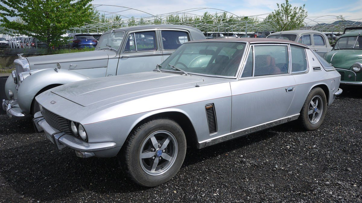 1972 Jensen Interceptor III For Sale by Auction (picture 3 of 3)
