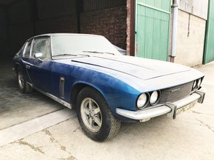 1974 JENSEN INTERCEPTOR MK III **** SOLD **** For Sale by Auction