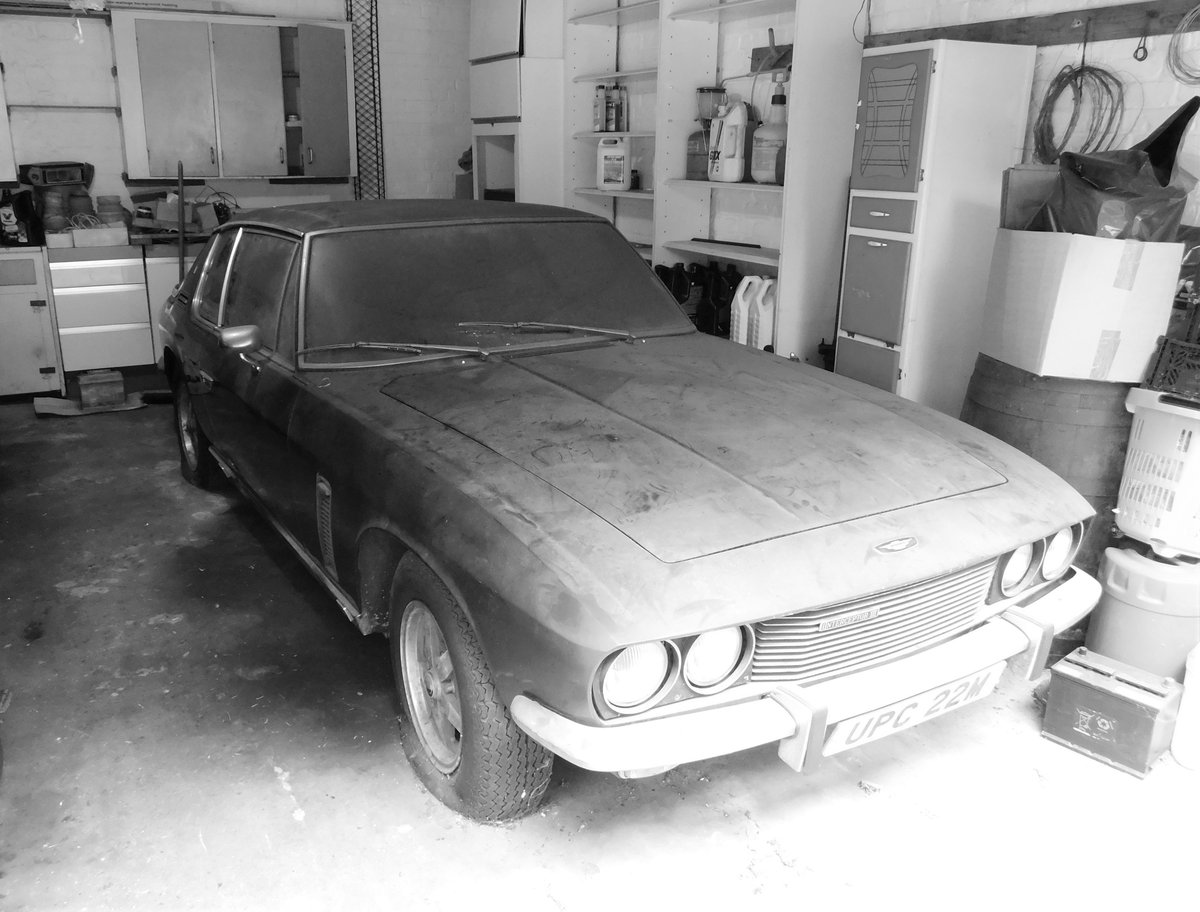 1974 JENSEN INTERCEPTOR MK III **** SOLD **** For Sale by Auction (picture 3 of 6)