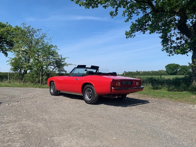 1972 Jensen Healey Mark I SOLD (picture 2 of 4)