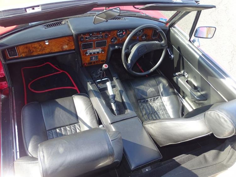 1972 Jensen Healey Mark I For Sale (picture 3 of 4)