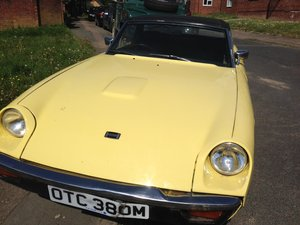 1973 Jensen Healey Mk1 UK Spec #13252