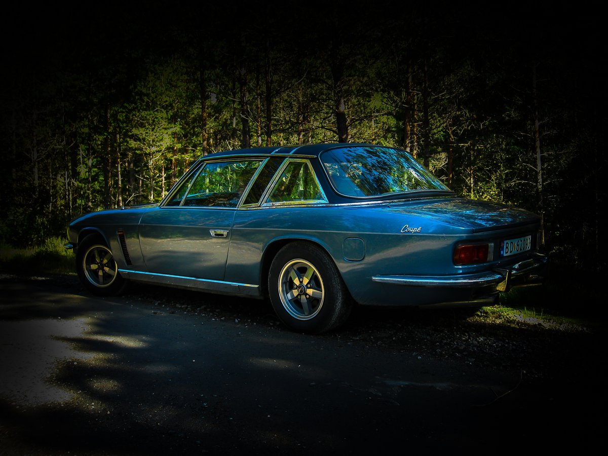 Jensen Coupe 1976 - One of the last Jensen produce For Sale (picture 1 of 6)