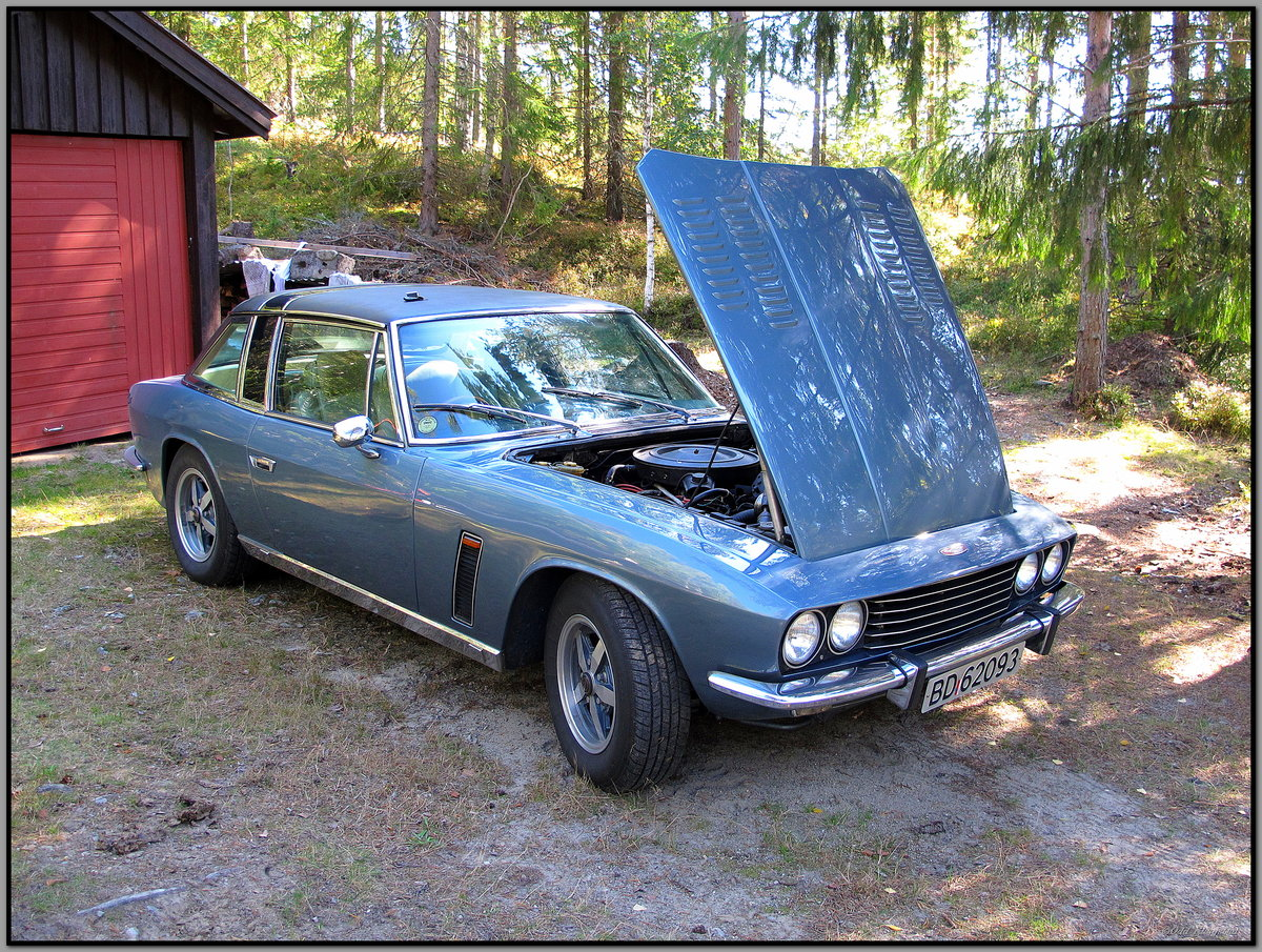 Jensen Coupe 1976 - One of the last Jensen produce For Sale (picture 2 of 6)