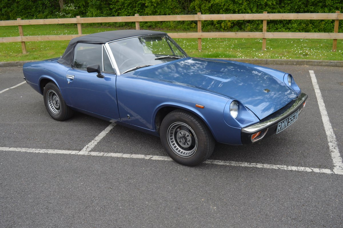 1974 Jensen Healey MK 2 Auction Friday 12th July midday For Sale by Auction (picture 2 of 6)