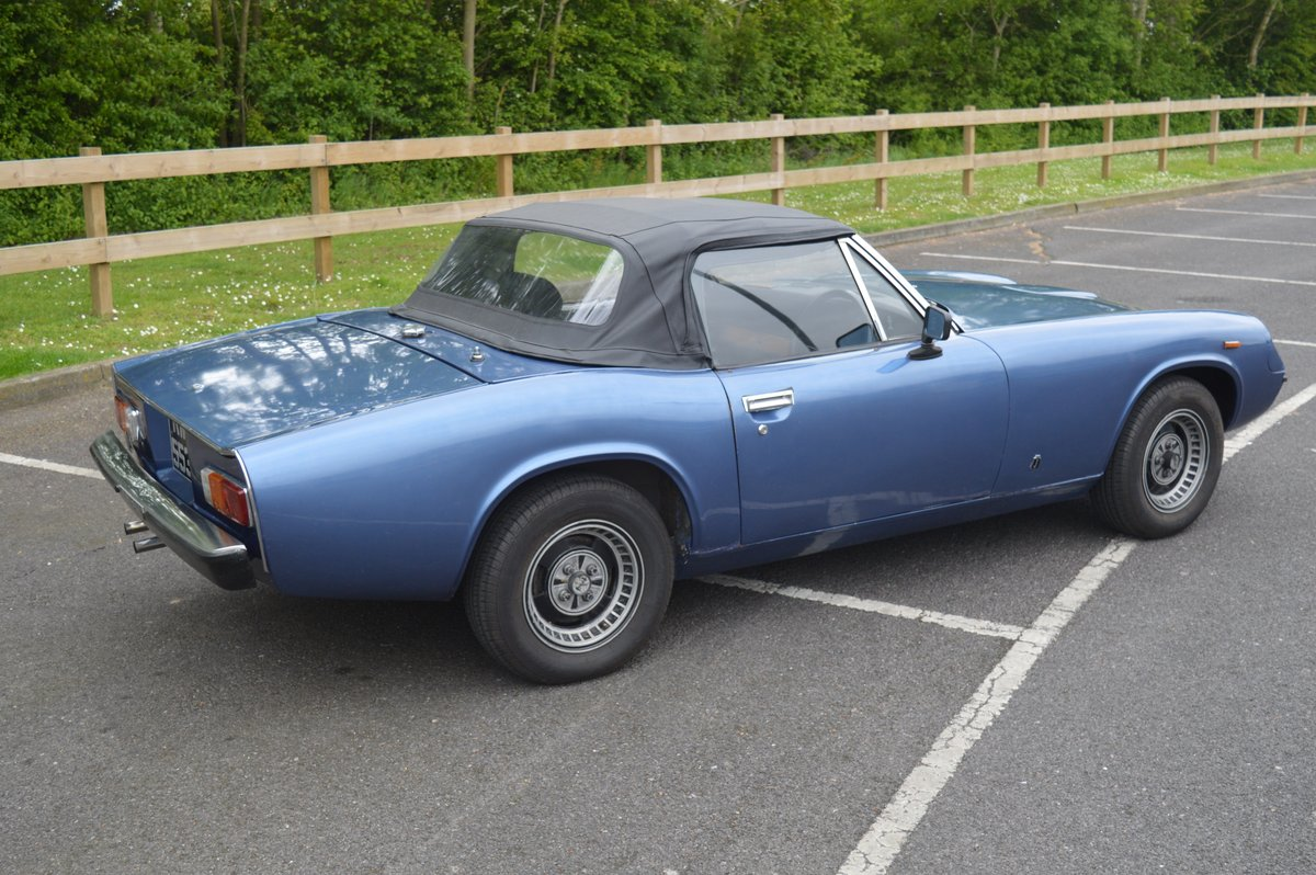1974 Jensen Healey MK 2 Auction Friday 12th July midday For Sale by Auction (picture 3 of 6)