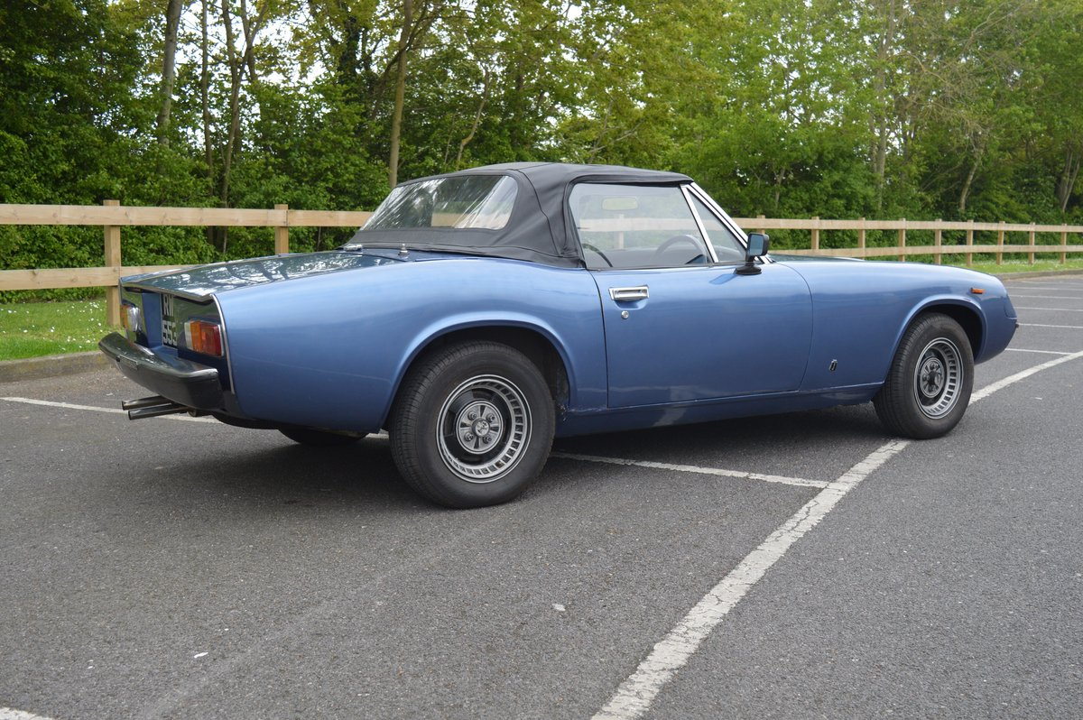 1974 Jensen Healey MK 2 Auction Friday 12th July midday For Sale by Auction (picture 4 of 6)