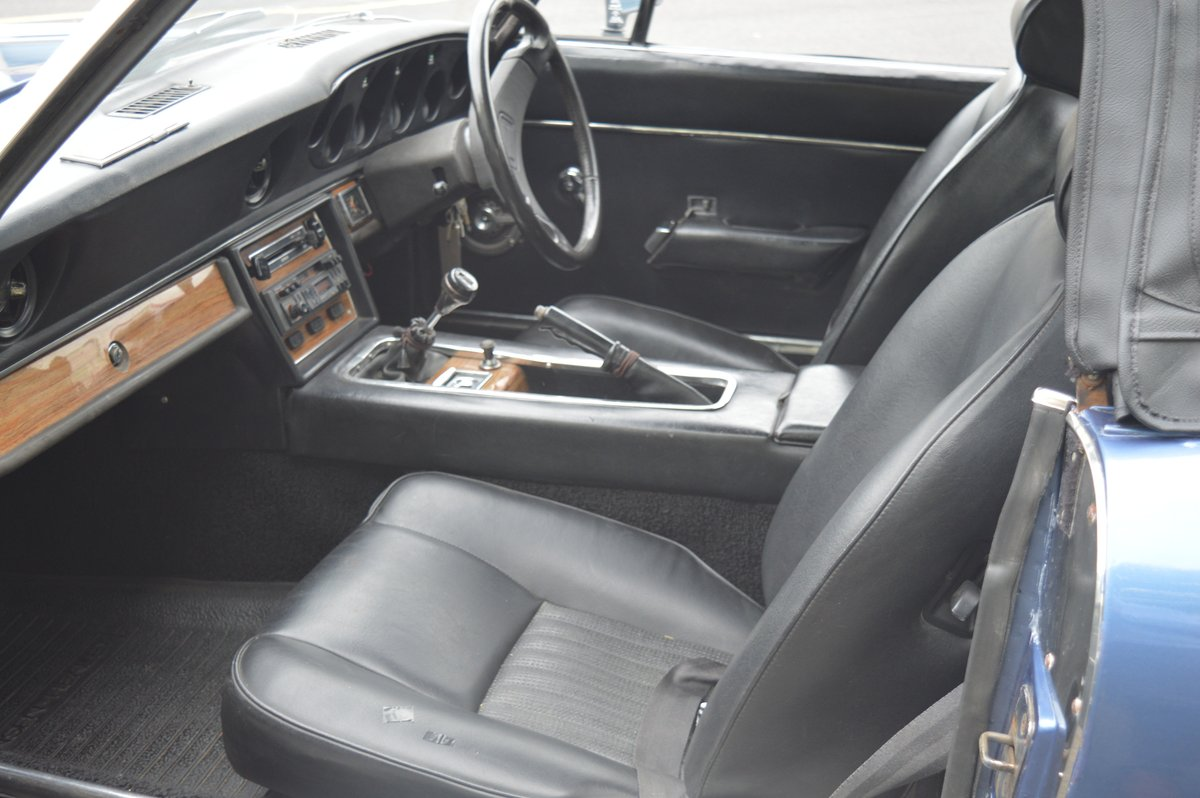 1974 Jensen Healey MK 2 Auction Friday 12th July midday For Sale by Auction (picture 6 of 6)