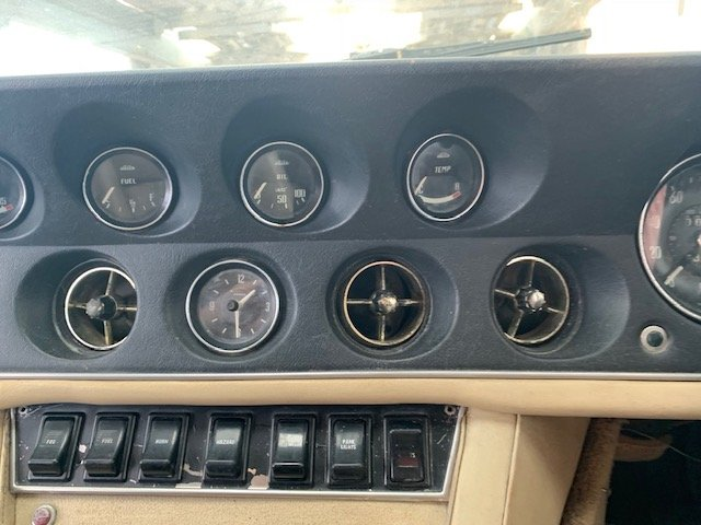 1974 Jensen Interceptor 3 V8 For Sale (picture 6 of 6)