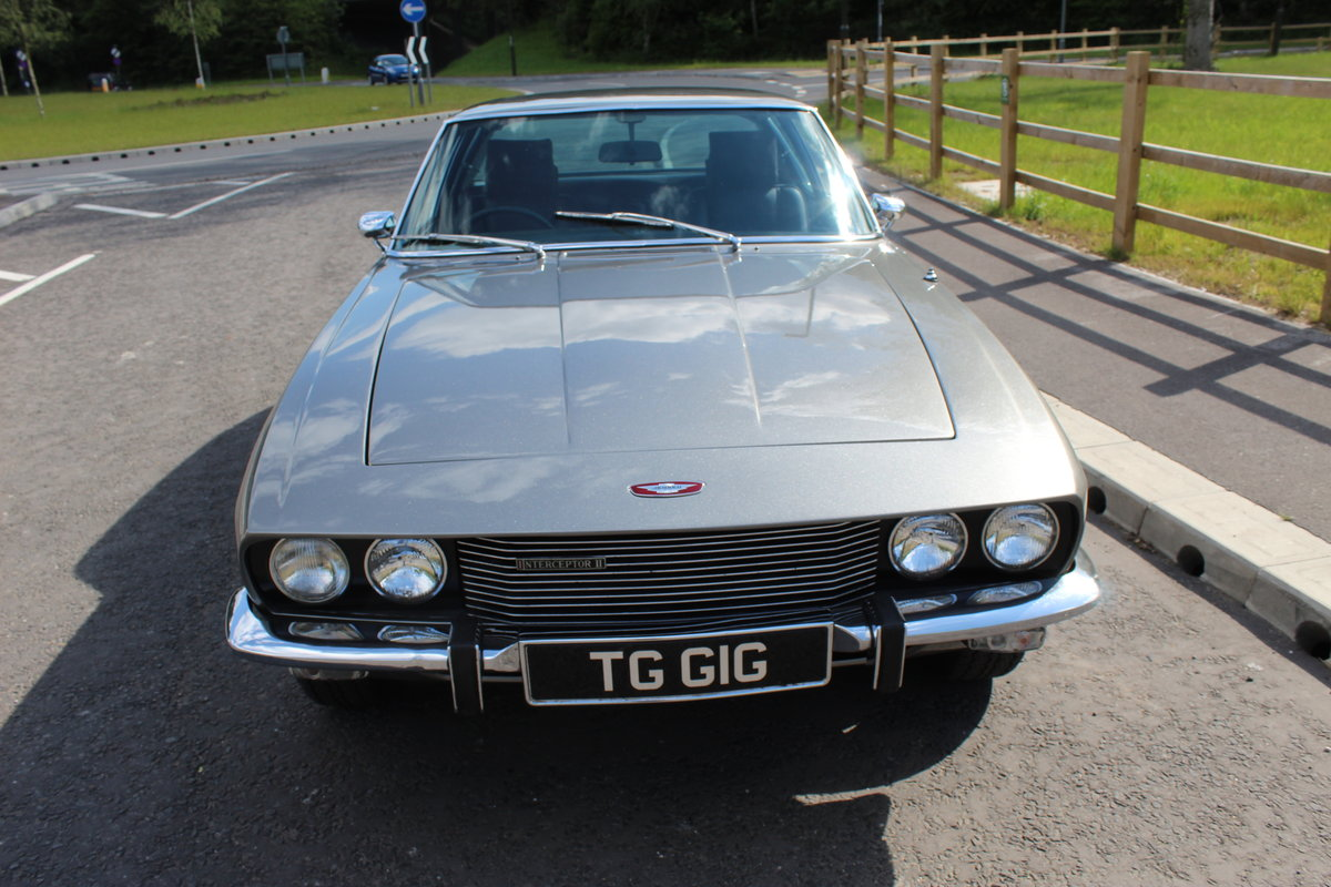 1970 Jansen Interceptor MK1 Automatic ,Beautiful Example SOLD (picture 2 of 6)