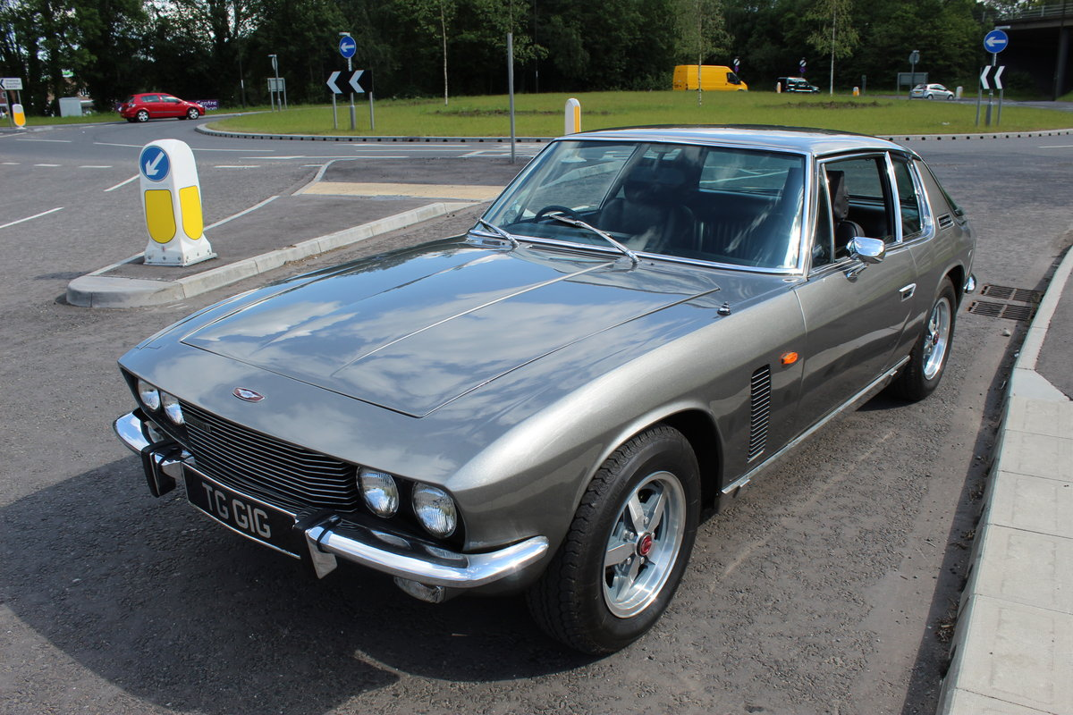 1970 Jansen Interceptor MK1 Automatic ,Beautiful Example SOLD (picture 3 of 6)