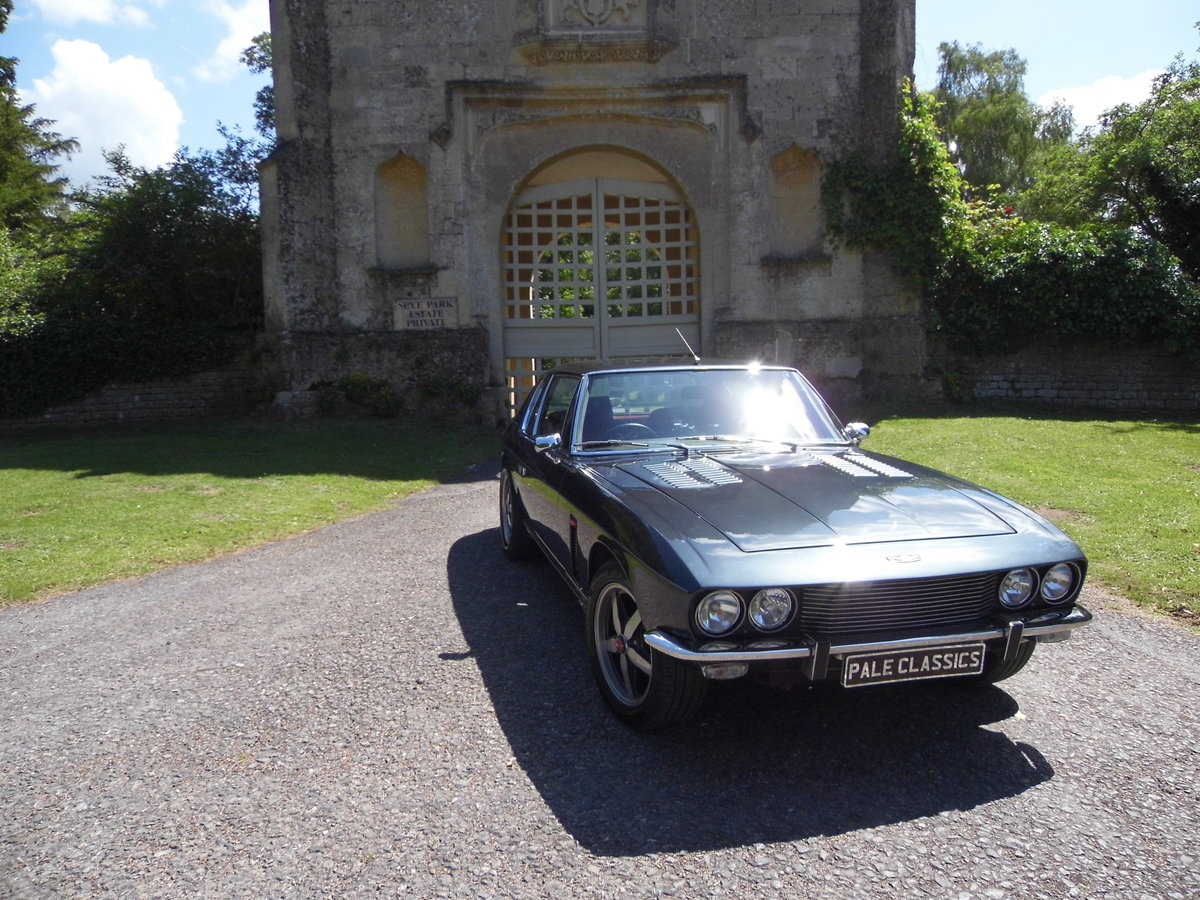 1972 Jensen Interceptor Mk III - LS3 Conversion For Sale (picture 1 of 6)