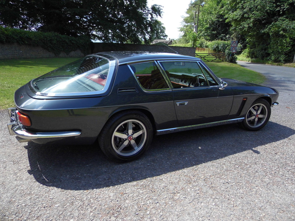 1972 Jensen Interceptor Mk III - LS3 Conversion For Sale (picture 2 of 6)