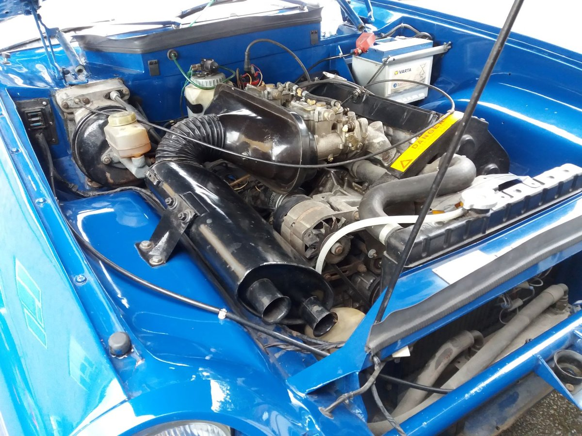 1974 Jensen Healey for Auction Friday 12th July SOLD by Auction (picture 5 of 6)