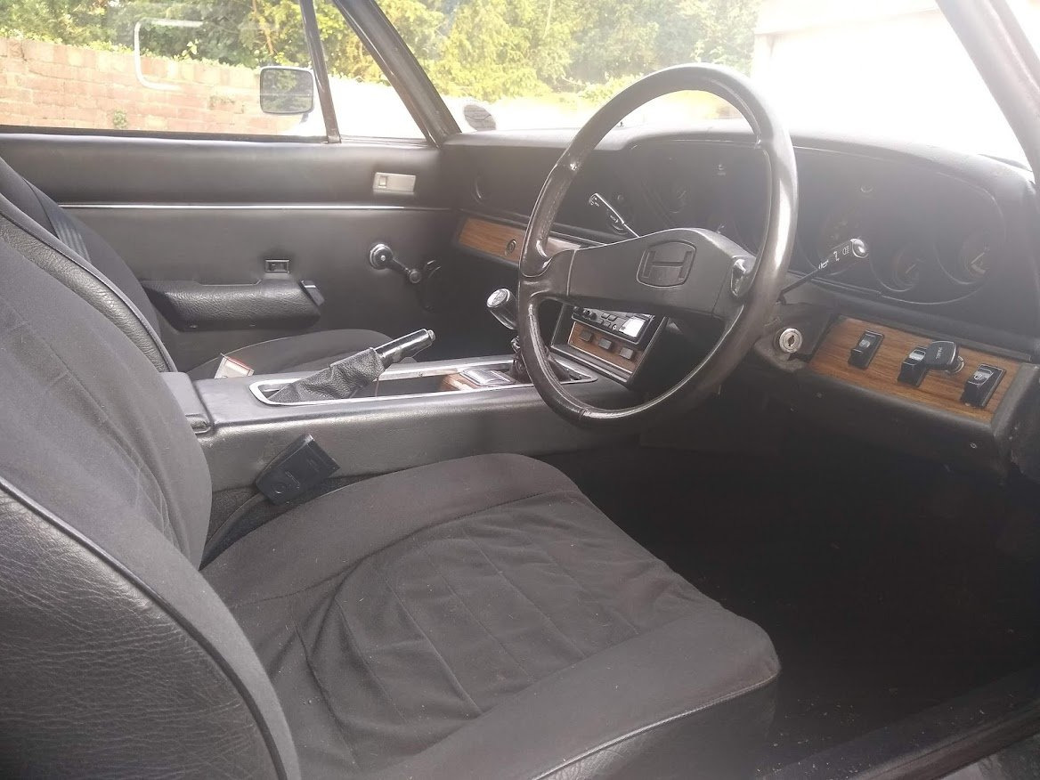 1974 Jensen Healey for Auction Friday 12th July SOLD by Auction (picture 6 of 6)
