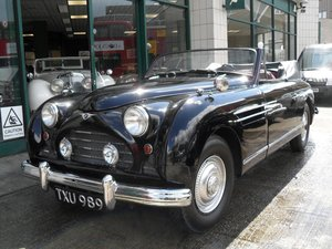 1957 JENSON INTERCEPTOR CONVERTIBLE OWNED BY SIR BENJAMIN BRITTEN For Sale