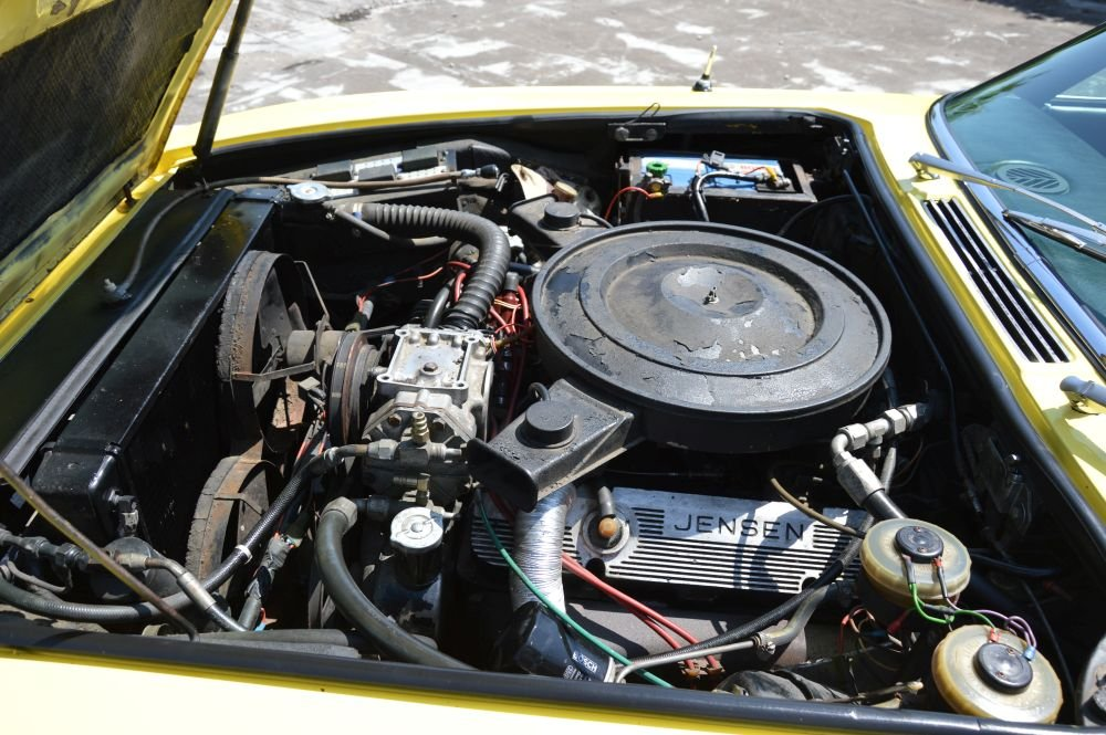 (1026) Jensen Interceptor II - 1971 For Sale (picture 6 of 6)