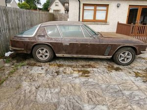 1973 Jensen Interceptor III For Sale by Auction