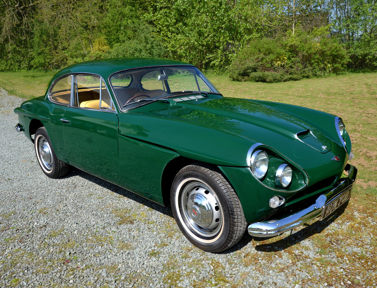 1964 Sean Connery's Jensen CV8 For Sale (picture 1 of 6)