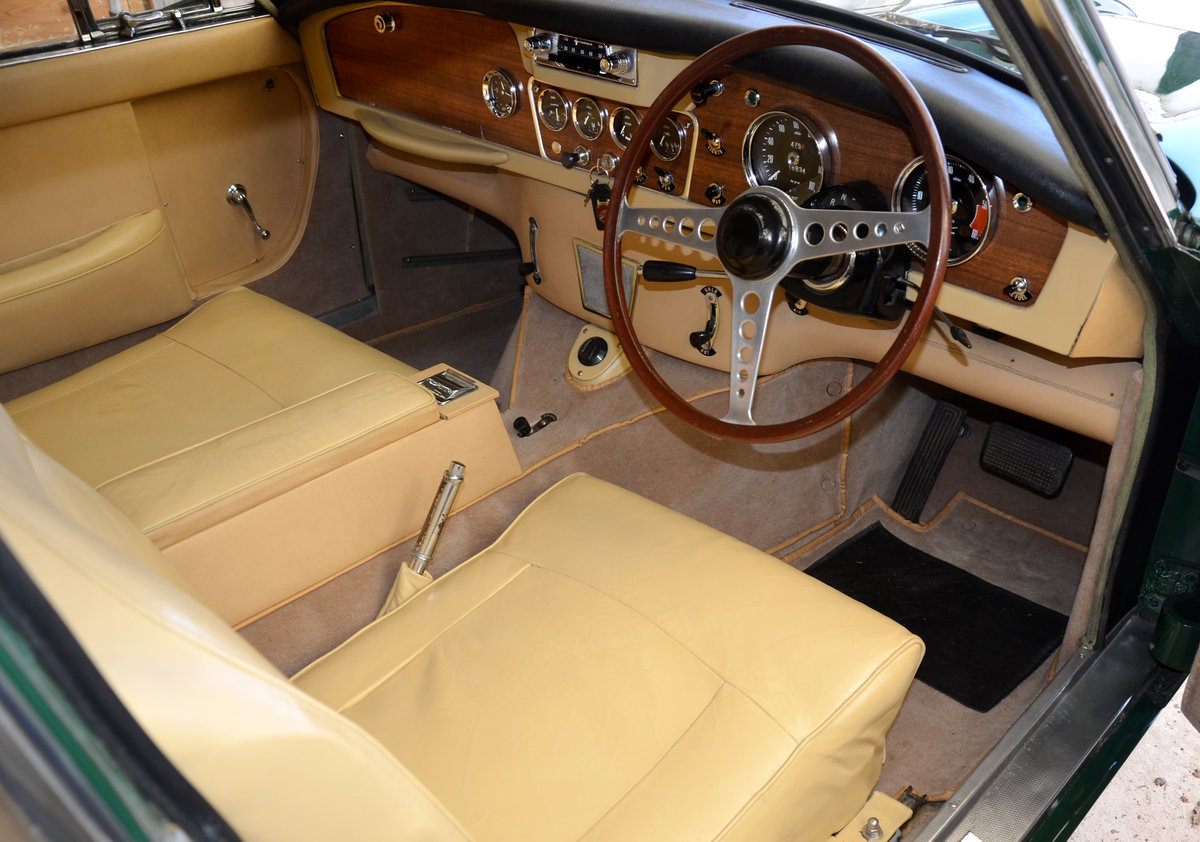 1964 Sean Connery's Jensen CV8 For Sale (picture 2 of 6)