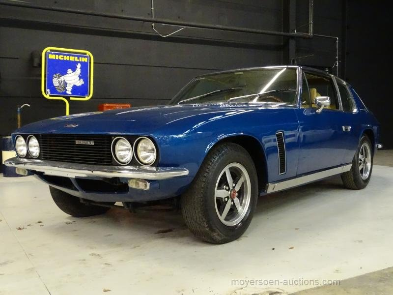 1975 JENSEN Interceptor For Sale by Auction (picture 1 of 6)