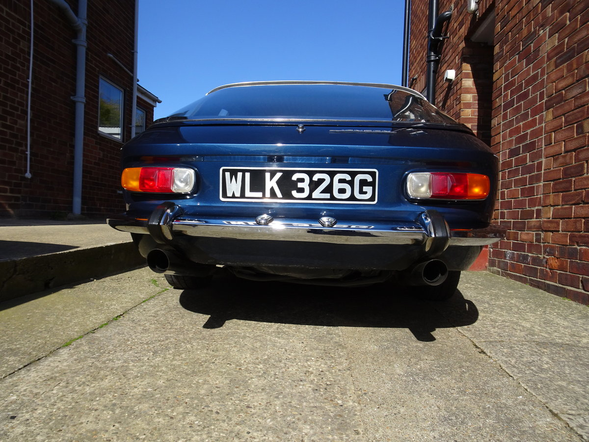 Jensen Interceptor MK 1 1968 For Sale (picture 2 of 6)