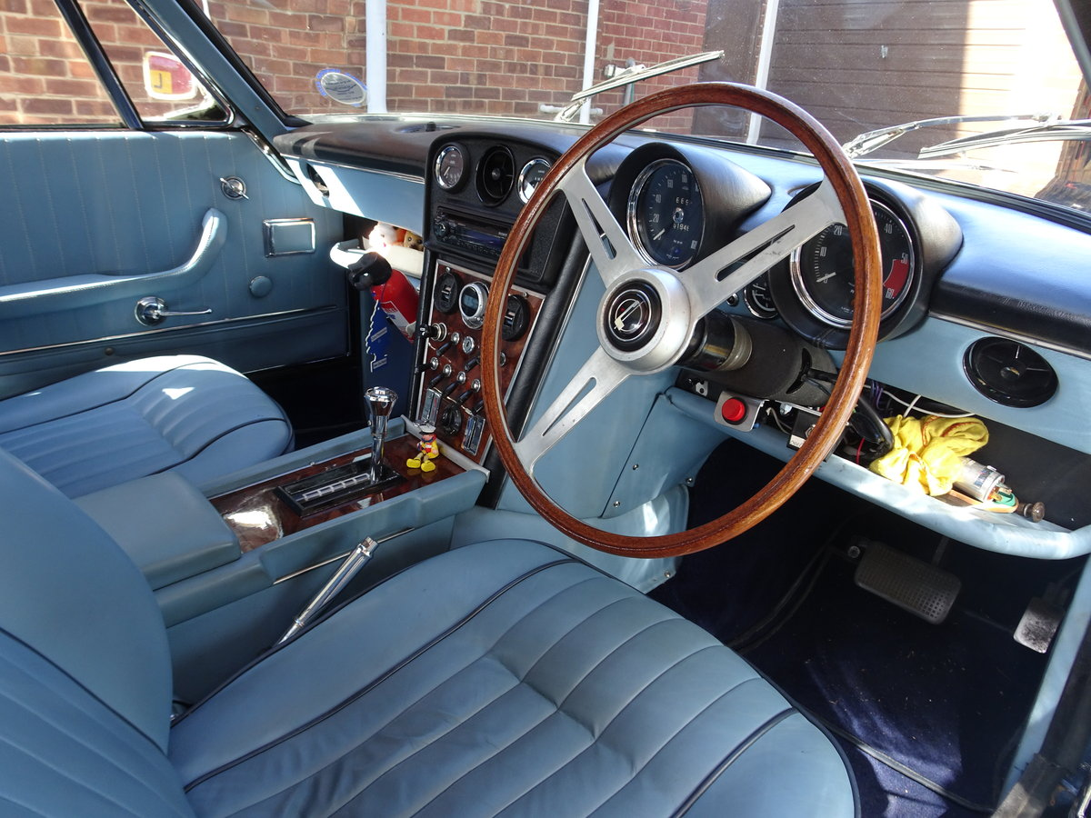 Jensen Interceptor MK 1 1968 For Sale (picture 4 of 6)