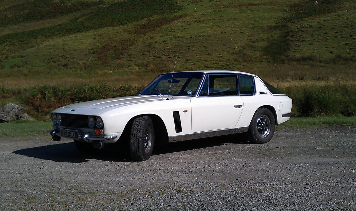 Jensen Interceptor Mk 1.5  SOLD (picture 2 of 5)