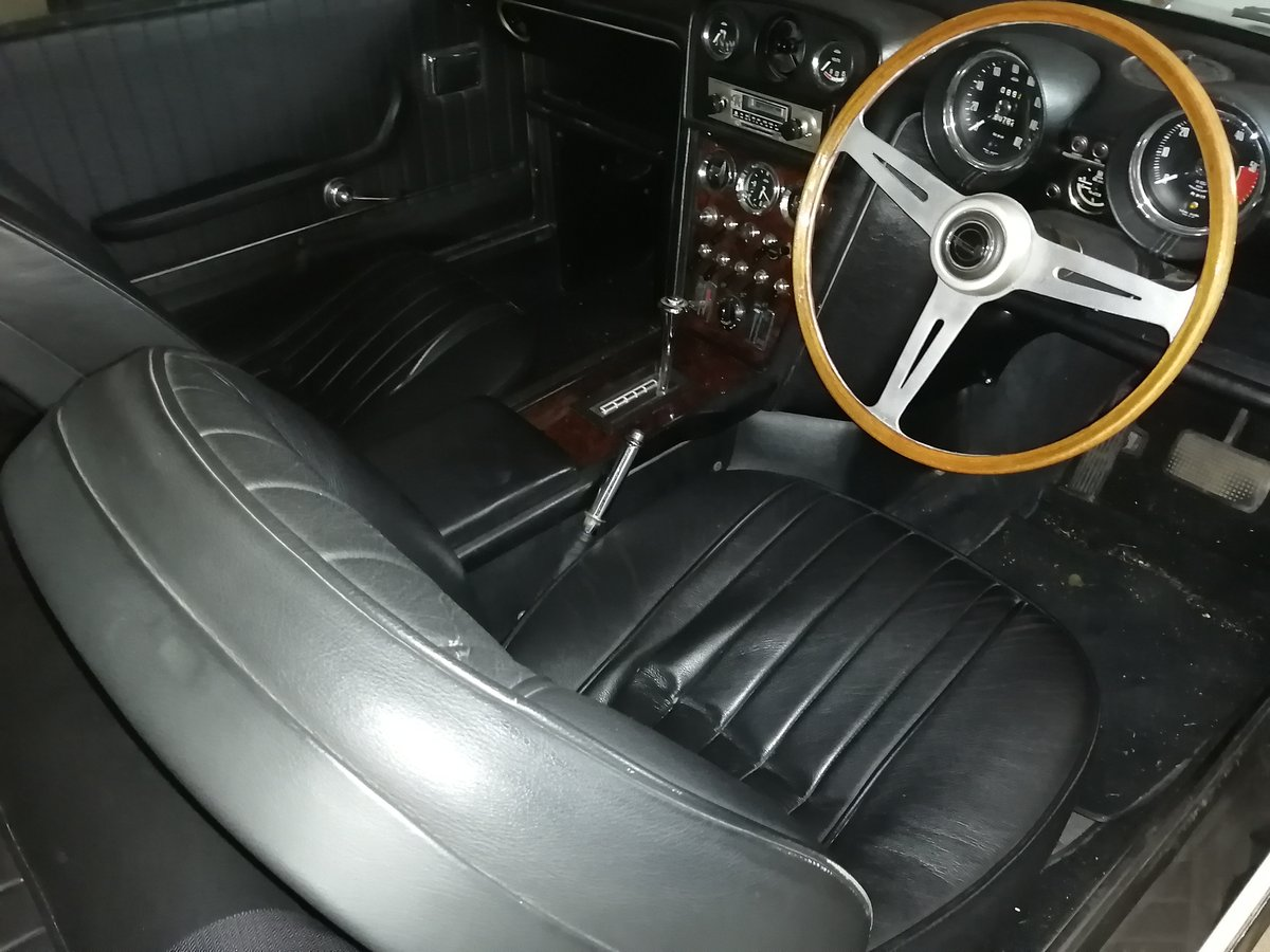 Jensen Interceptor Mk 1.5  SOLD (picture 5 of 5)