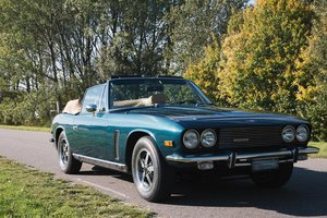 1974 Very nice Jensen Interceptor III convertible. For Sale