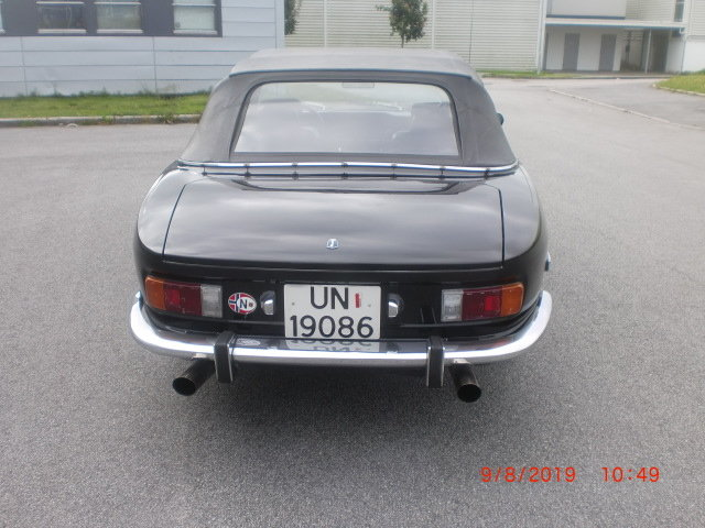 1974 Jensen Interceptor Convertible LHD  SOLD (picture 5 of 6)