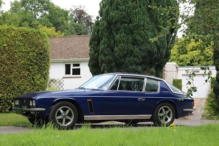 1970 JENSEN INTERCEPTOR MK2 SOLD (picture 1 of 6)