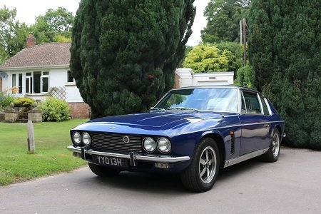 1970 JENSEN INTERCEPTOR MK2 SOLD (picture 2 of 6)