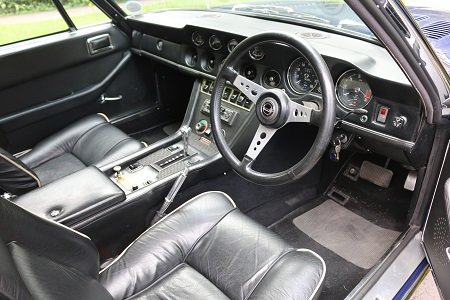 1970 JENSEN INTERCEPTOR MK2 For Sale (picture 3 of 6)